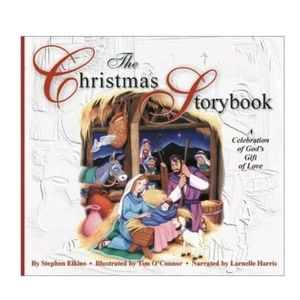 The Word & Song Christmas Storybook (with CD) Audi